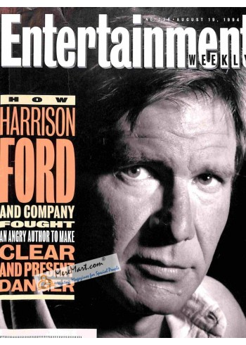 Cover Print of Entertainment Weekly, August 19 1994