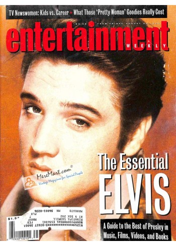 Cover Print of Entertainment Weekly, August 24 1990