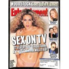 Cover Print of Entertainment Weekly, August 6 1999