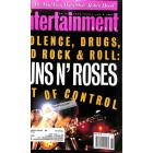 Cover Print of Entertainment Weekly, August 9 1991