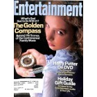 Cover Print of Entertainment Weekly, December 14 2007