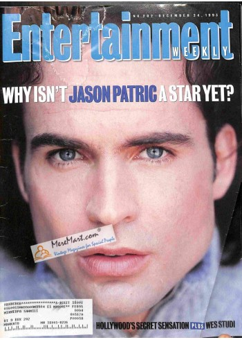 Cover Print of Entertainment Weekly, December 24 1993