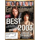 Cover Print of Entertainment Weekly, December 26 2003