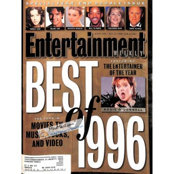 Cover Print of Entertainment Weekly, December 27 1997