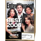 Cover Print of Entertainment Weekly, December 29 2006