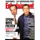 Cover Print of Entertainment Weekly, February 14 2003