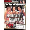 Cover Print of Entertainment Weekly, February 16 2001