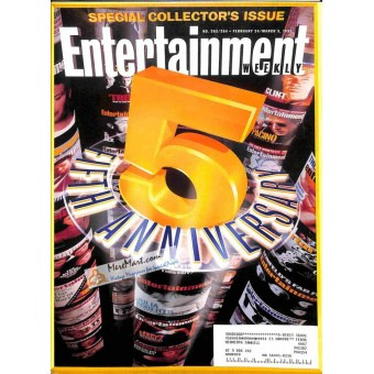 Cover Print of Entertainment Weekly, February 24 1995