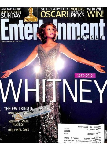Cover Print of Entertainment Weekly, February 24 2012