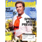 Cover Print of Entertainment Weekly, February 29 2008