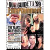 Cover Print of Entertainment Weekly, January 22 1999