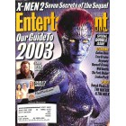 Cover Print of Entertainment Weekly, January 24 2003