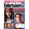 Cover Print of Entertainment Weekly, January 27 2006