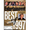 Cover Print of Entertainment Weekly, January 2 1998