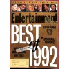 Cover Print of Entertainment Weekly, January 7 1993