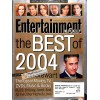 Cover Print of Entertainment Weekly, January 7 2005