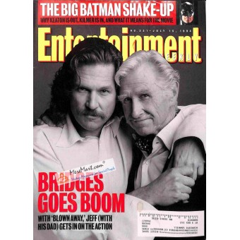 Cover Print of Entertainment Weekly, July 15 1994