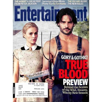 Cover Print of Entertainment Weekly, July 1 2011