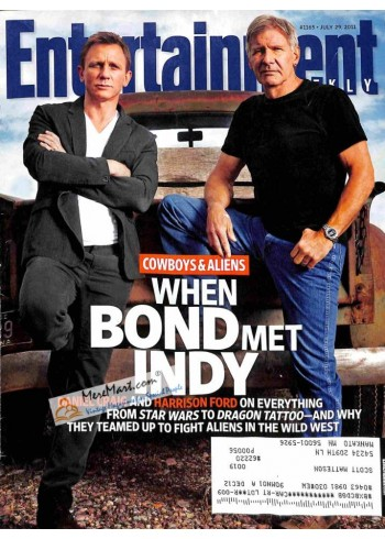 Entertainment Weekly, July 29 2011