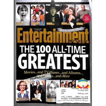 Cover Print of Entertainment Weekly, July 5 2013