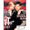 Entertainment Weekly, June 29 2001