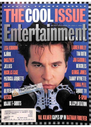 Cover Print of Entertainment Weekly, June 30 1995