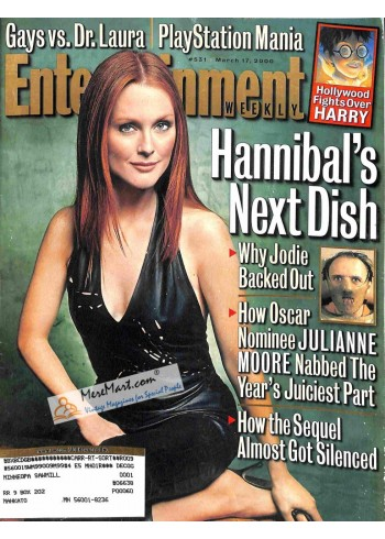 Cover Print of Entertainment Weekly, March 17 2000