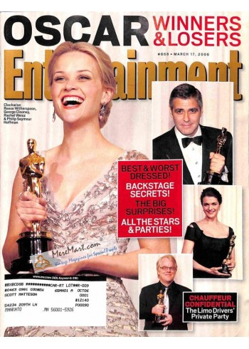 Cover Print of Entertainment Weekly, March 17 2006