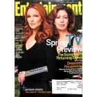 Cover Print of Entertainment Weekly, March 28 2008