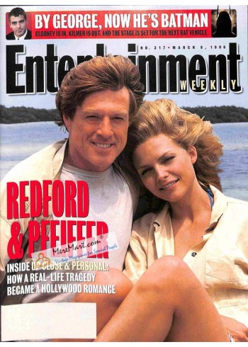 Cover Print of Entertainment Weekly, March 8 1996