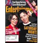 Cover Print of Entertainment Weekly, May 10 2002
