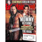 Cover Print of Entertainment Weekly, May 11 2001