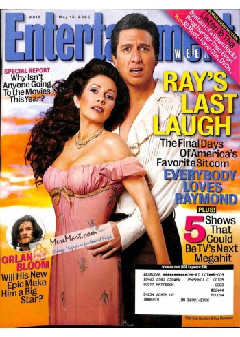 Cover Print of Entertainment Weekly, May 13 2005