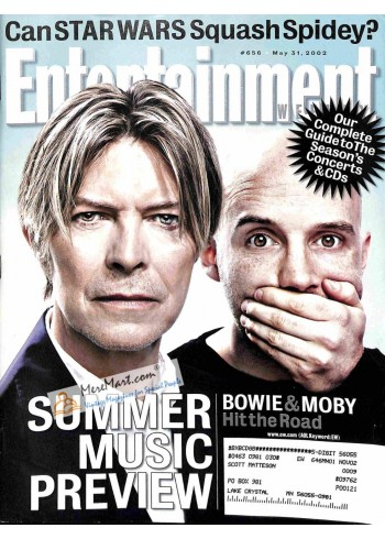 Cover Print of Entertainment Weekly, May 31 2002