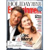 Cover Print of Entertainment Weekly, November 13 2009