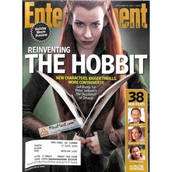 Entertainment Weekly, November 15 2013