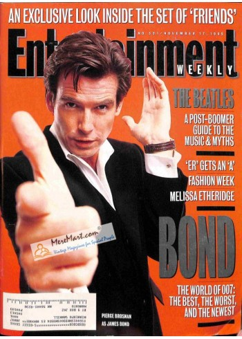 Cover Print of Entertainment Weekly, November 17 1995