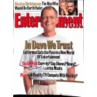 Cover Print of Entertainment Weekly, November 2 2001