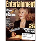 Cover Print of Entertainment Weekly, November 30 2007