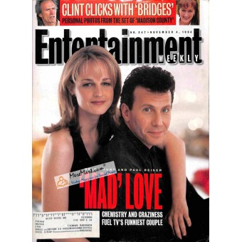 Entertainment Weekly, November 4 1994