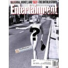 Cover Print of Entertainment Weekly, November 6 1992