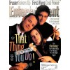 Cover Print of Entertainment Weekly, October 11 1996