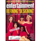 Cover Print of Entertainment Weekly, October 4 1991