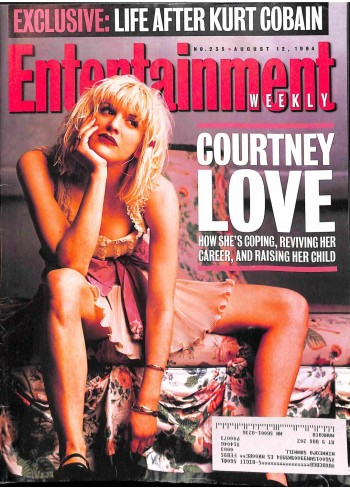 Entertainment Weekly, August 12 1994