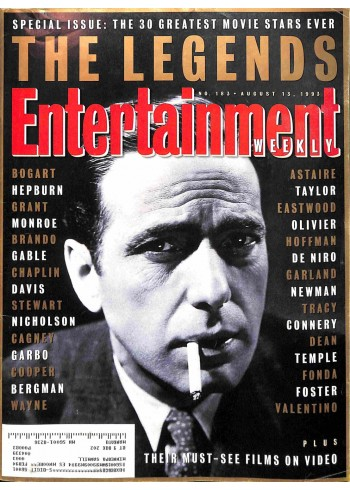 Entertainment Weekly, August 13 1993