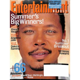 Entertainment Weekly, August 29 2005
