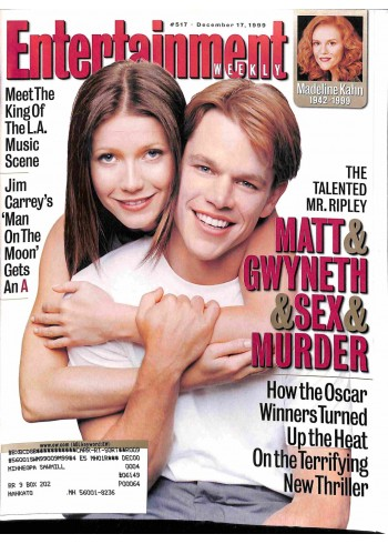Entertainment Weekly, December 17 1999