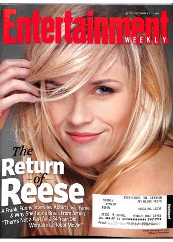 Entertainment Weekly, December 17 2010