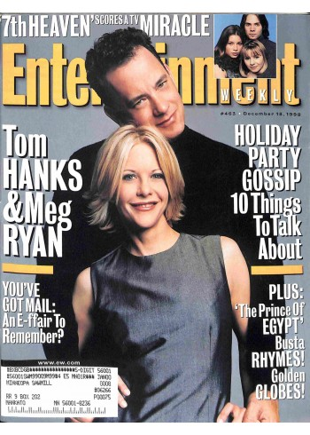 Entertainment Weekly, December 18 1998