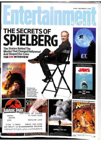 Entertainment Weekly, December 9 2011